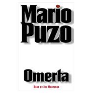 Omerta By Puzo Mario Mantegna Joe Reader On Audio Cassette - EE695921