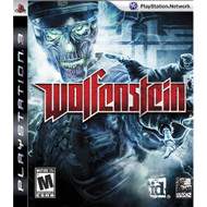 Wolfenstein For PlayStation 3 PS3 Shooter - EE695964