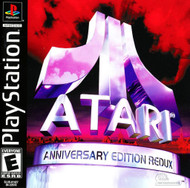 Atari Anniversary Edition Redux For PlayStation 1 PS1 With Manual and - EE695973