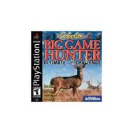 Cabela's Big Game Hunter: Ultimate Challenge For PlayStation 1 PS1 - EE695971