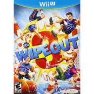 Wipeout 3 For Wii U With Manual and Case - EE695984