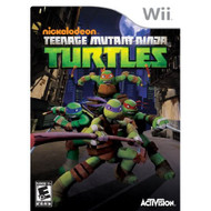 Teenage Mutant Ninja Turtles For Wii - EE696005