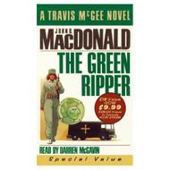 The Green Ripper By Macdonald John D Mcgavin Darren Reader On Audio - EE696048