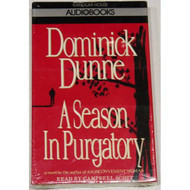 A Season In Purgatory By Dominick Dunne On Audio Cassette - EE696046