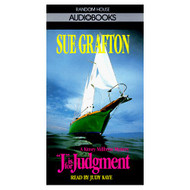 J Is For Judgment Sue Grafton By Grafton Sue Kaye Judy Reader On Audio - EE696059