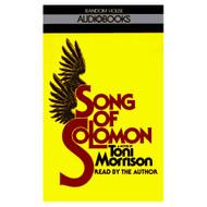 Song Of Solomon By Toni Morrison Toni Morrison Reader On Audio - EE696068