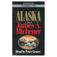 Alaska By Michener James A Graves Peter Reader On Audio Cassette - EE696075