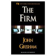 The Firm John Grisham By Grisham John Moffett Dw Reader On Audio - EE696095