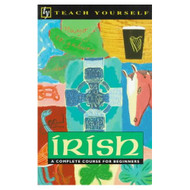 Irish: A Complete Course For Beginners Teach Yourself By Diarmuid O SE - EE696121