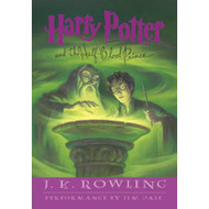 Harry Potter And The Half-Blood Prince By Jk Rowling Jim Dale Narrator - EE696117