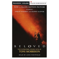 Beloved By Toni Morrison Lynn Whitfield Narrator On Audio Cassette - EE696174