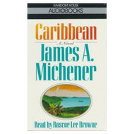 Caribbean By James A Michener On Audio Cassette - EE696168