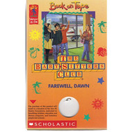 Farewell Dawn Baby-Sitters Club 88 By Ann M Martin On Audio Cassette - EE696186