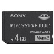4GB Memory Stick Pro Duo Mark 2 - ZZ696247