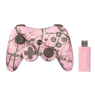 Realtree Camo Pro Wireless Controller For PlayStation 3 PS3 Multi - EE696252