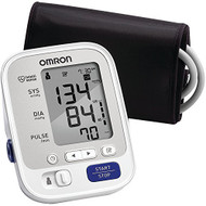 Omron BP742N 5 Series Upper Arm Blood Pressure Monitor With Cuff That - EE696290