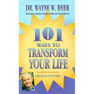 101 Ways To Transform Your Life By Wayne W Dyer On Audio Cassette - EE696300