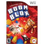 Boom Blox For Wii With Manual And Case - EE696383