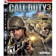 Call Of Duty 3 For PlayStation 3 PS3 COD Shooter - EE696426