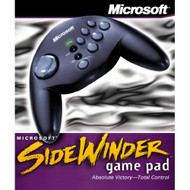 Microsoft Sidewinder Game Pad For WIN95 Black YML827 - EE696432