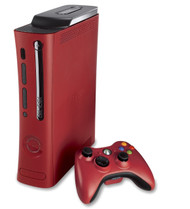 Xbox 360 Resident Evil 5 Elite Red Console - EE696470