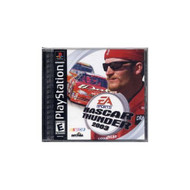 NASCAR Thunder 2003 For PlayStation 1 PS1 With Manual and Case - EE696493