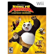 Kung Fu Panda: Legendary Warriors For Wii With Manual And Case - EE696549
