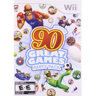 Family Party 90 Great Games For Wii With Manual and Case - EE696553