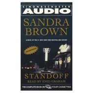 Standoff By Brown Sandra Graham Enid Reader On Audio Cassette by Brown - EE696616