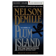 Plum Island By Demille Nelson Dukes David Reader On Audio Cassette by - EE696612