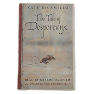 The Tale Of Despereaux By Kate Dicamillo Graeme Malcolm Reader On - EE696618
