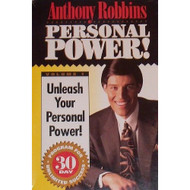 Unleash Your Personal Power Anthony Robbins Personal Power Vol 1 - EE696651
