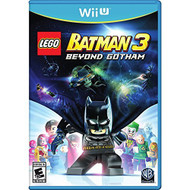 Lego Batman 3: Beyond Gotham For Wii U With Manual And Case - EE696660