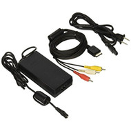 Slim AC Adapter Charger Power Cord Supply For Sony PS2 Slim And Audio - ZZ696716