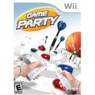 Game Party For Wii Arcade With Manual and Case - EE696718