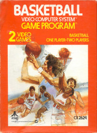 Basketball For Atari Vintage - EE696734