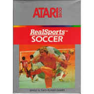 Realsports Soccer For Atari Vintage - EE696735