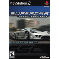 Supercar Street Challenge For PlayStation 2 PS2 Racing With Manual and - EE696799