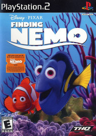 Finding Nemo For PlayStation 2 PS2 With Manual and Case - EE696819
