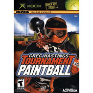 Greg Hastings' Tournament Paintball Xbox For Xbox Original With Manual - EE696863