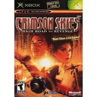 Crimson Skies: High Road To Revenge Xbox For Xbox Original With Manual - EE696867