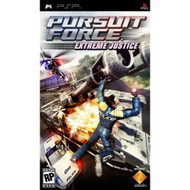 Pursuit Force 2: Extreme Justice Sony For PSP UMD Racing - EE696872