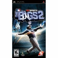 The Bigs 2 Sony For PSP UMD Baseball With Manual And Case - EE696879