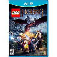 Lego The Hobbit For Wii U With Manual and Case - EE696891