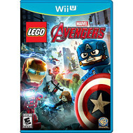Lego Marvel's Avengers For Wii U With Manual And Case - EE696889