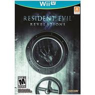 Resident Evil: Revelations For Wii U Shooter - EE696899