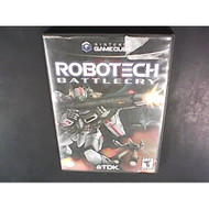 Robotech: Battlecry For GameCube With Manual and Case - EE696909