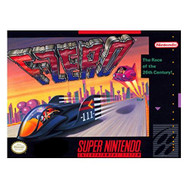 F-Zero For Super Nintendo SNES Racing - EE696949