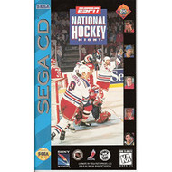 ESPN National Hockey Night Sega CD For Sega CD With Manual and Case - EE696991
