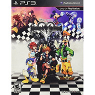 Kingdom Hearts HD 1.5 Remix Limited Edition For PlayStation 3 PS3 RPG - EE696993